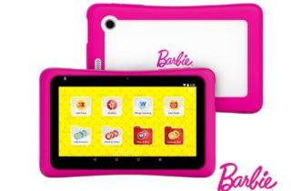 Mattel Nabi Barbie Tablet
