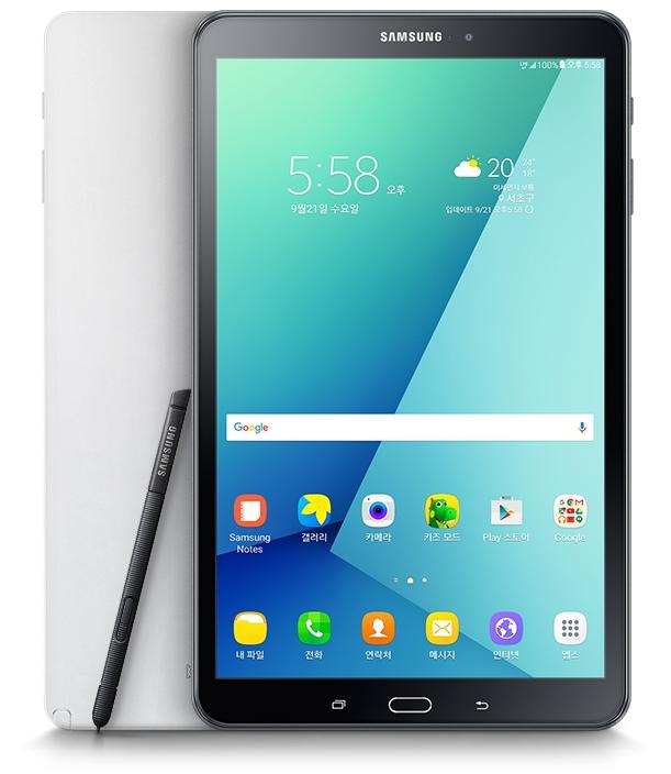 Самсунг презентовала планшет Galaxy Tab A (2016) состилусом SPen